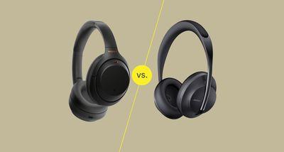 Bose vs. Sony