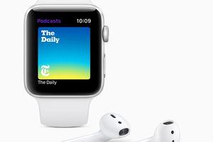 Apple Podcasts app