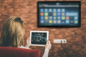 connecting ipad to television