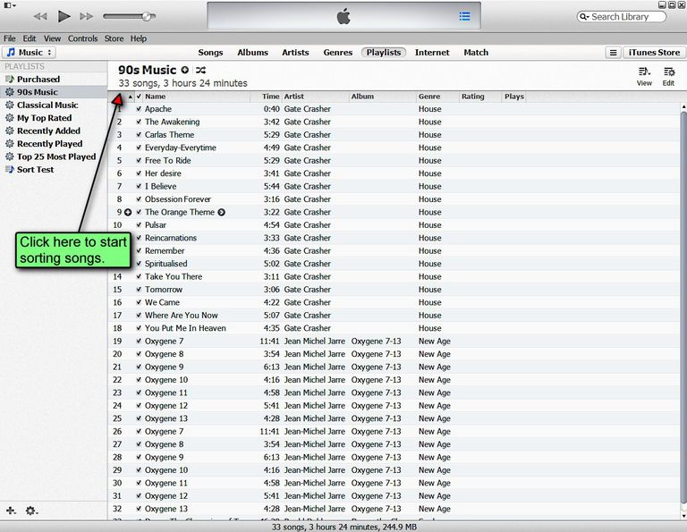 itunes how to put quotes in song title