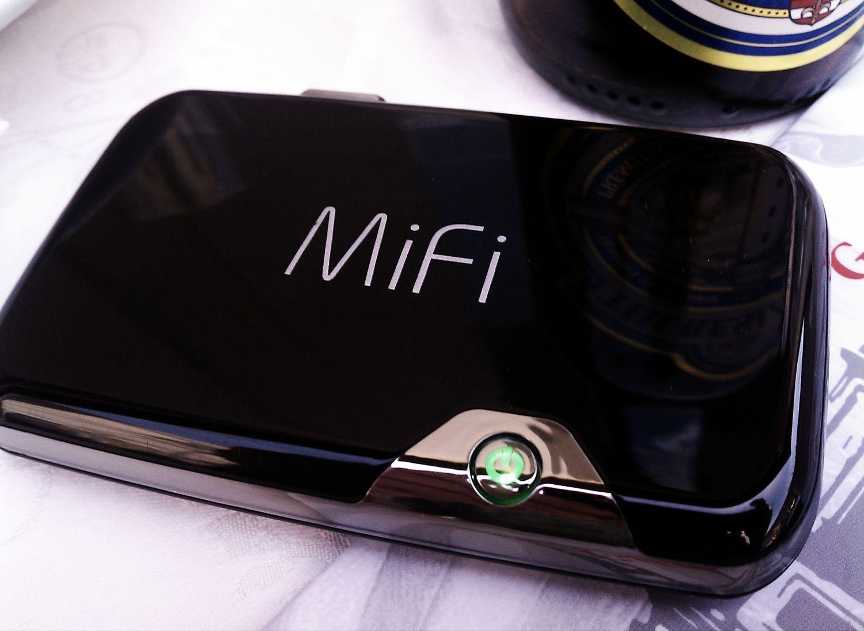 Mobile hotspot hardware