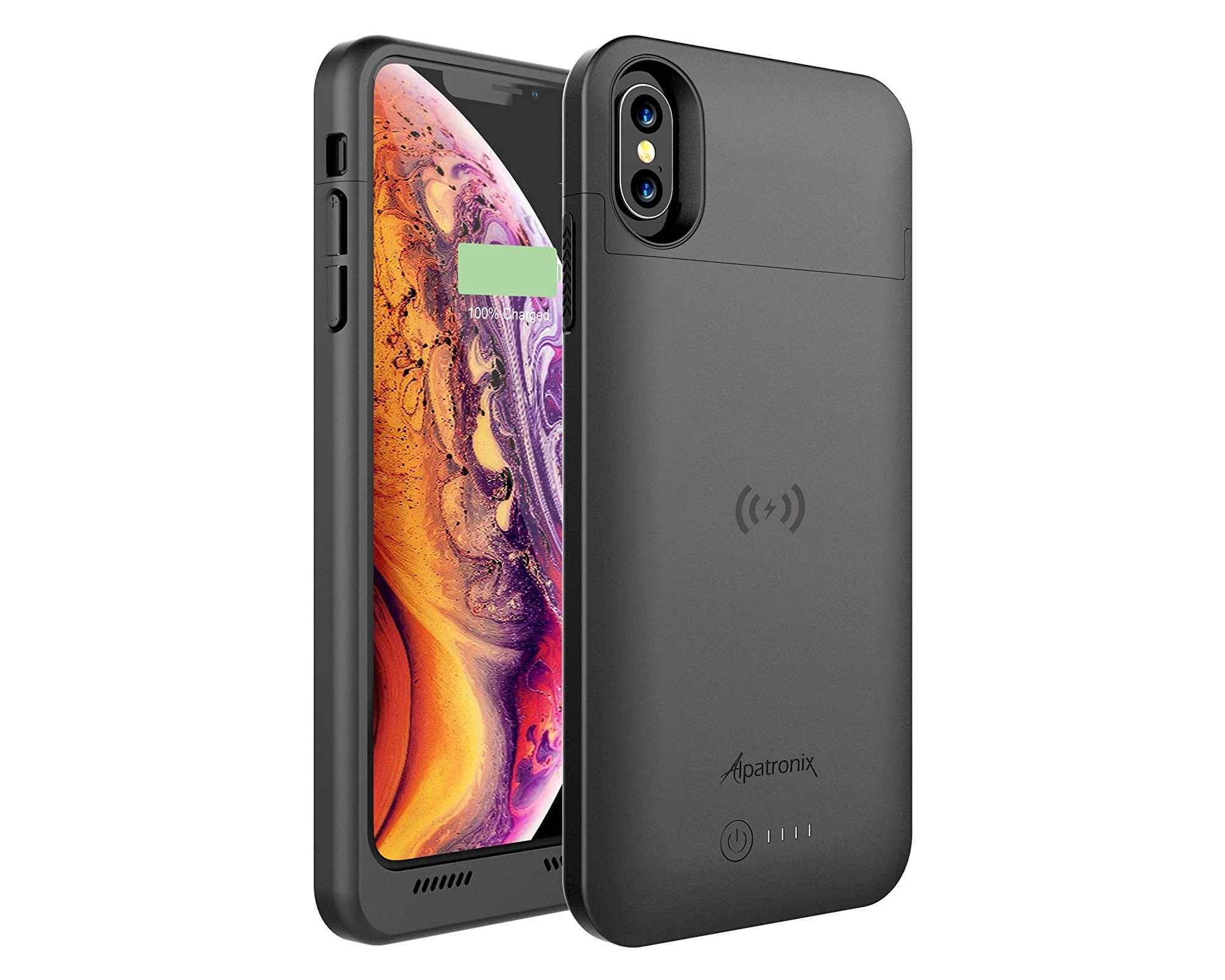 Alphatronix BXX Battery Case for iPhone X