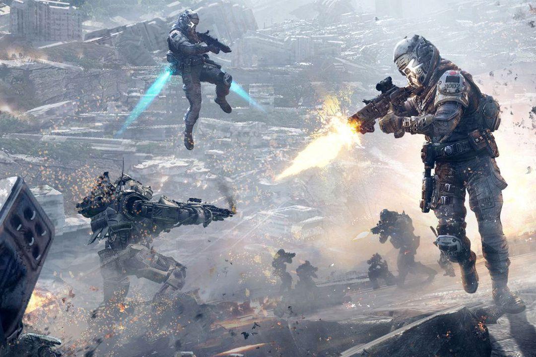 Titanfall 2 screenshot