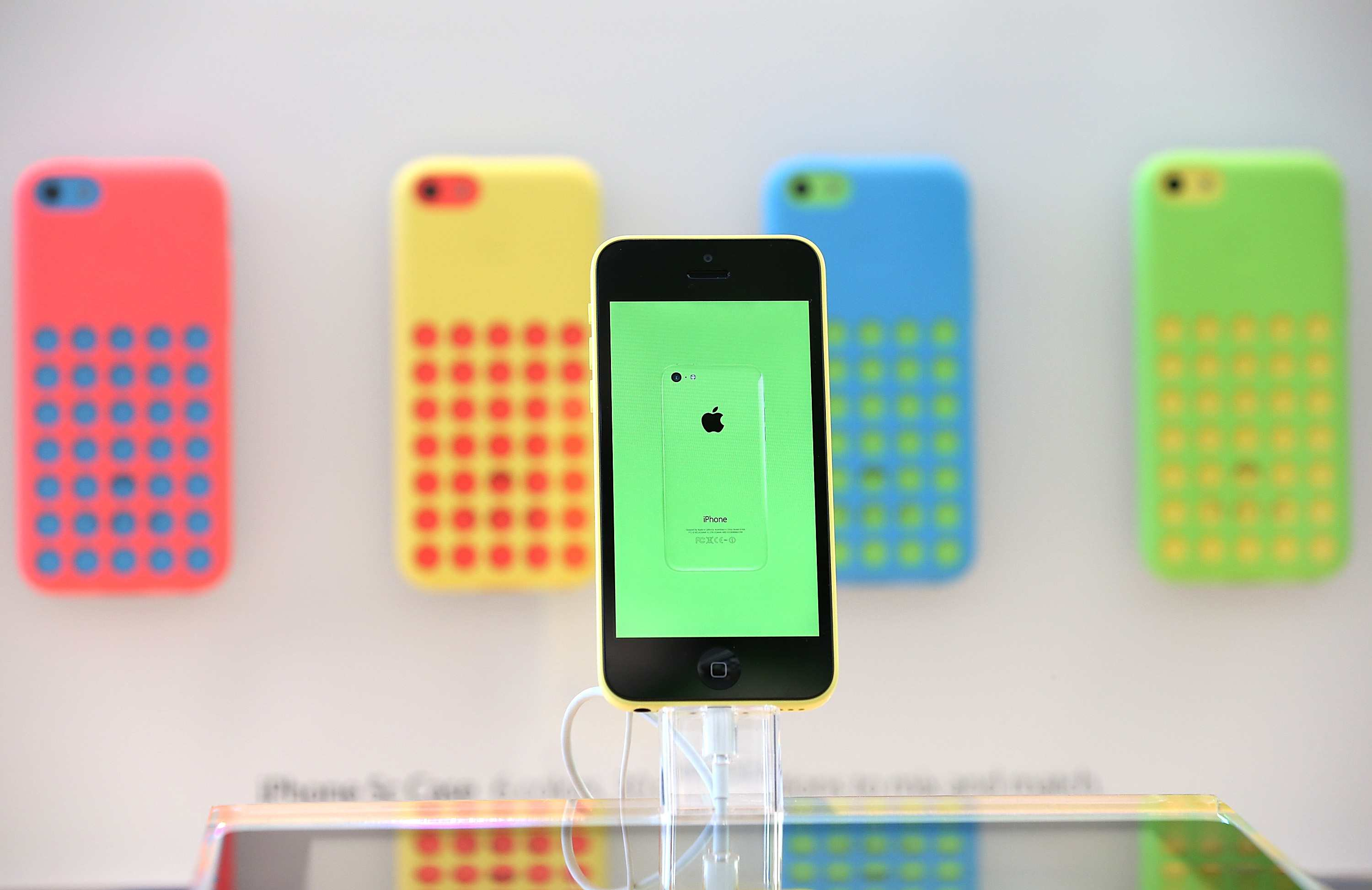 The Ways iPhone 5S and 5C Are Different