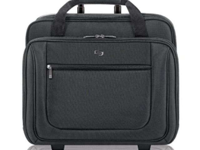 The 8 Best Rolling Laptop Bags Of 2019