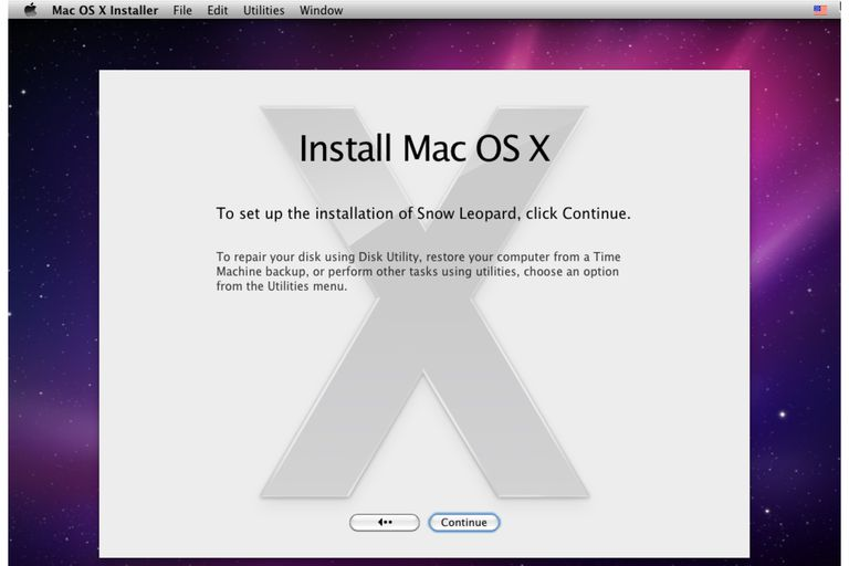 Perform a Clean Install of Snow Leopard OS X 10 6