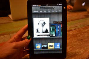 How to Fix A Kindle Fire That Won't Turn On
