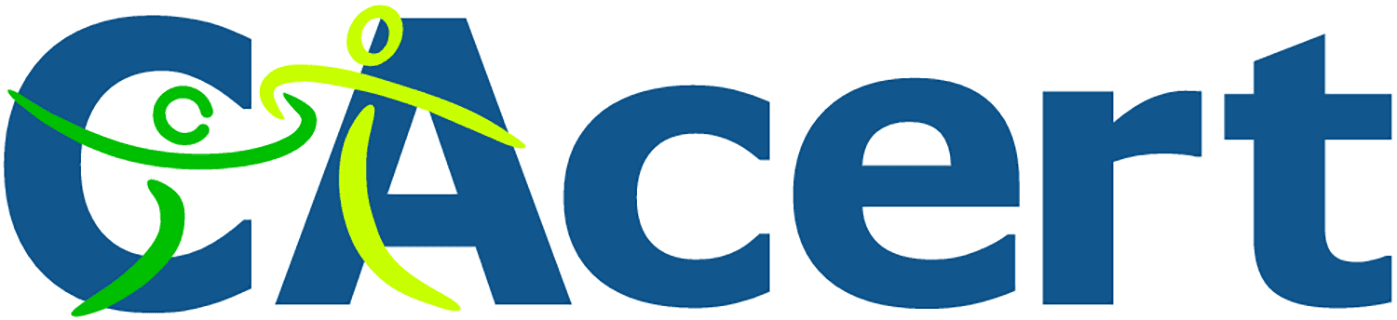 CACert free certificate