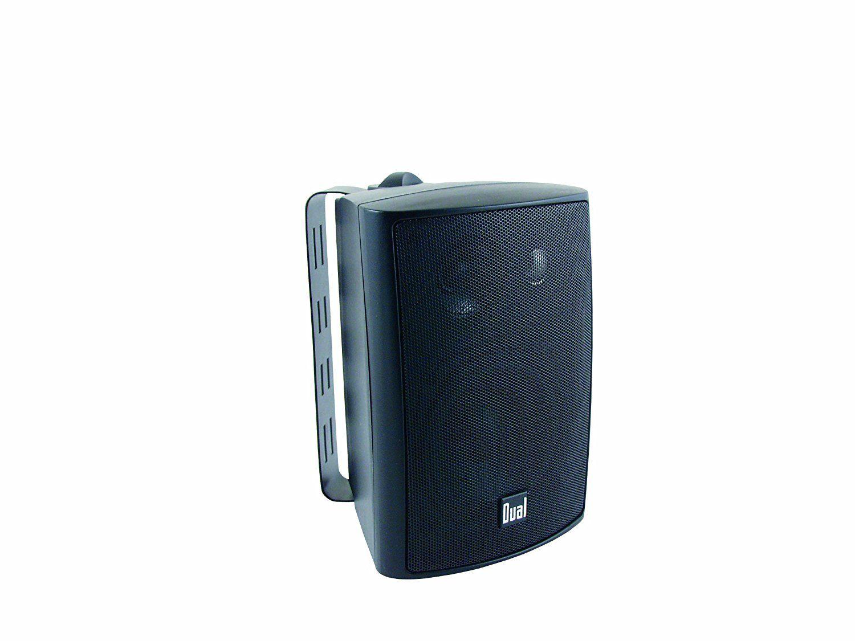 Dual Electronics LU43PB 100 Watt 3-Way Indoor/Outdoor Speakers