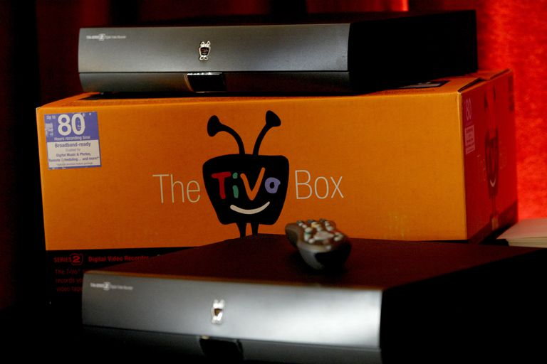 A TiVo