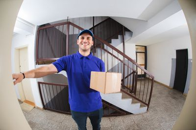 Doorbell Camera Ring Delivery Security