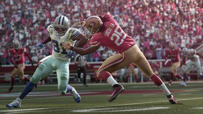Screenshot from Madden NFL 19