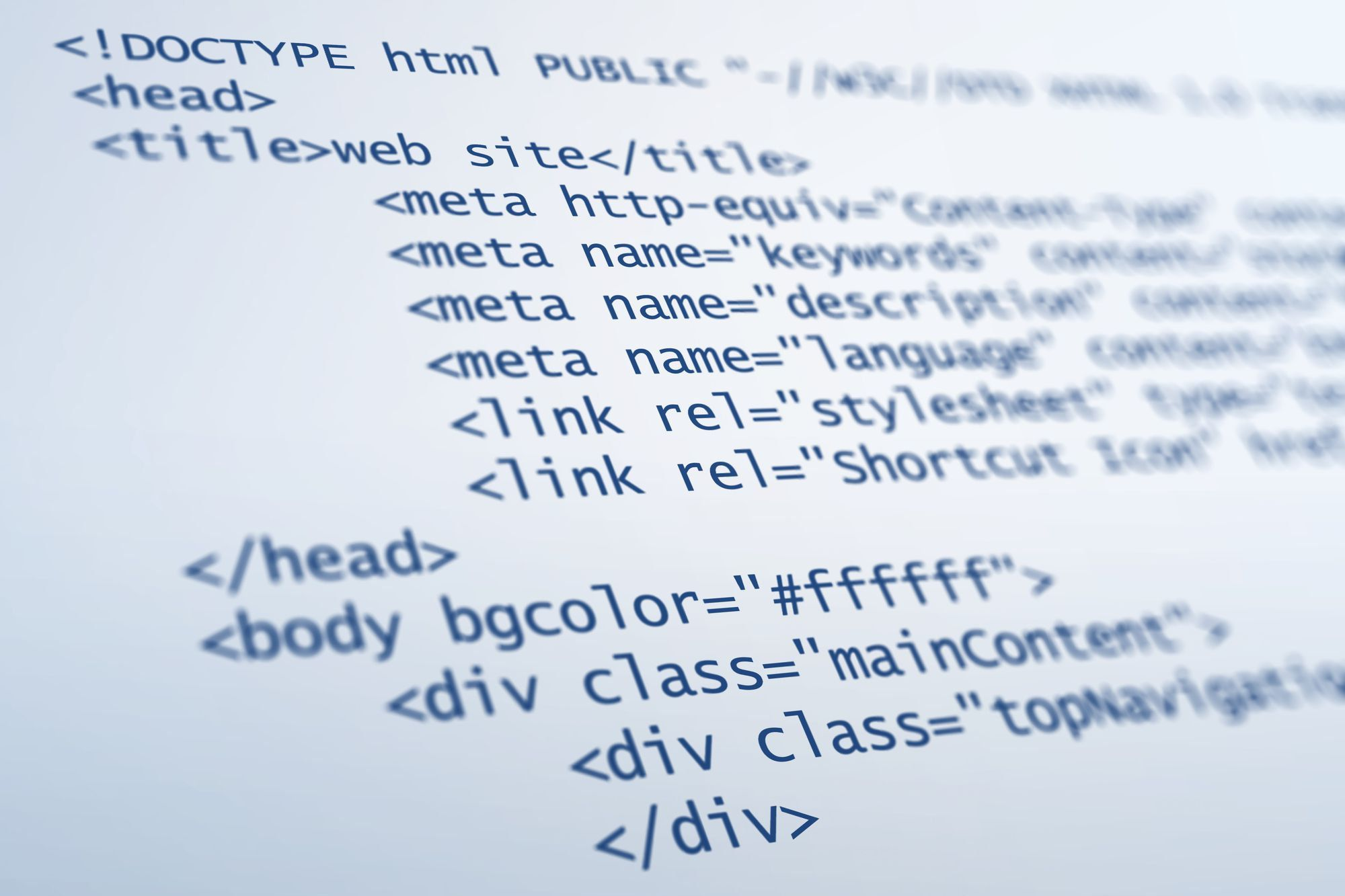 What Is the HEAD Element in an HTML Web Page?