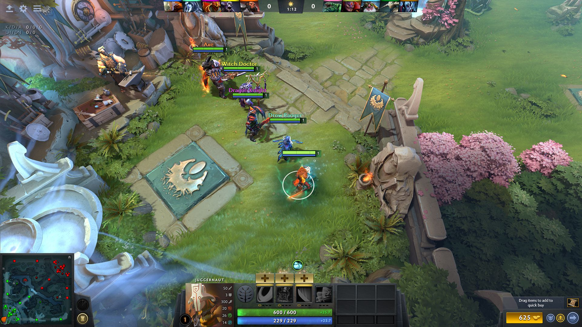 Cheat Codes for Dota 2 on PC