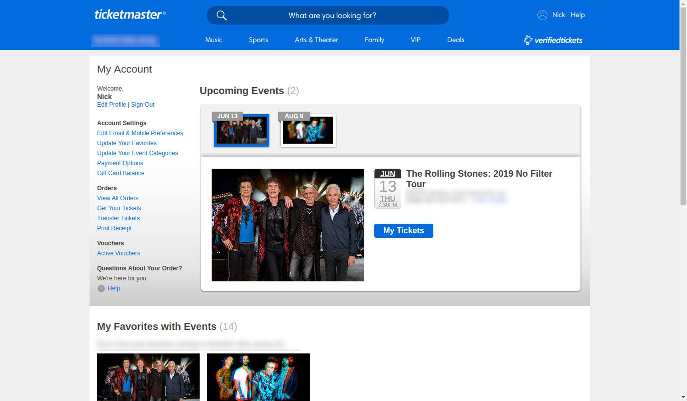 How to Sell Tickets on Ticketmaster