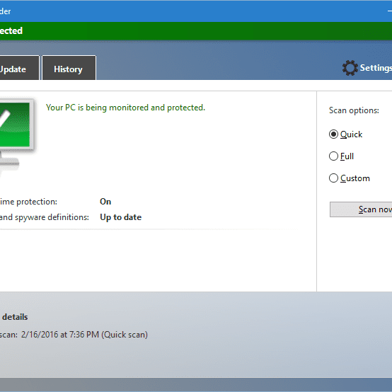 Is Windows Defender a Good Security Option?