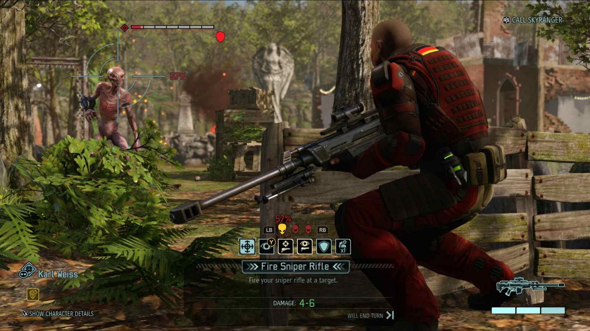 XCOM 2 offline strategy video game.