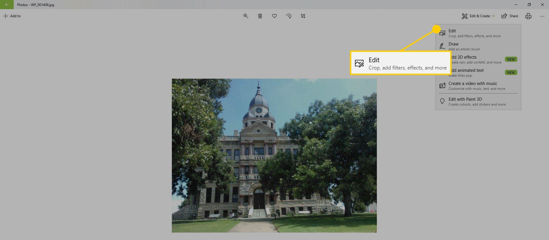 How to Use Microsoft Photos