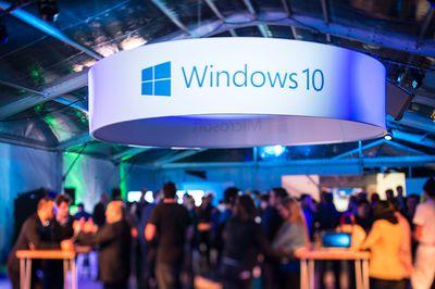 icrosoft's Windows 10 logo