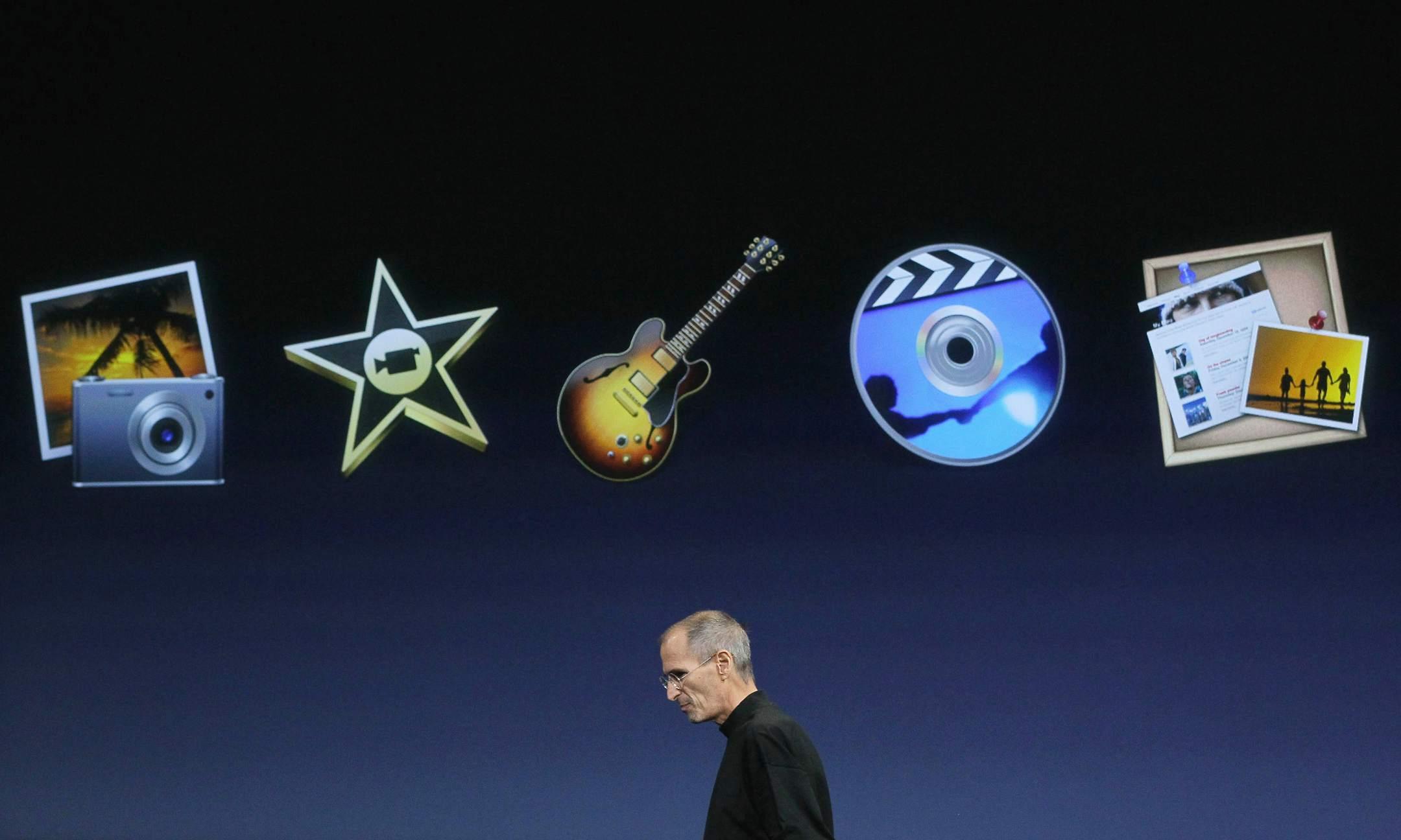 Steve Jobs -iLife 11