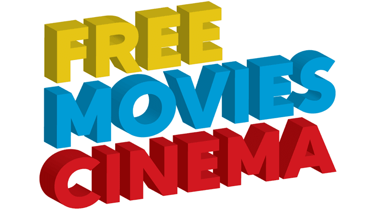 Screenshot of the Free Movie Cinema logo