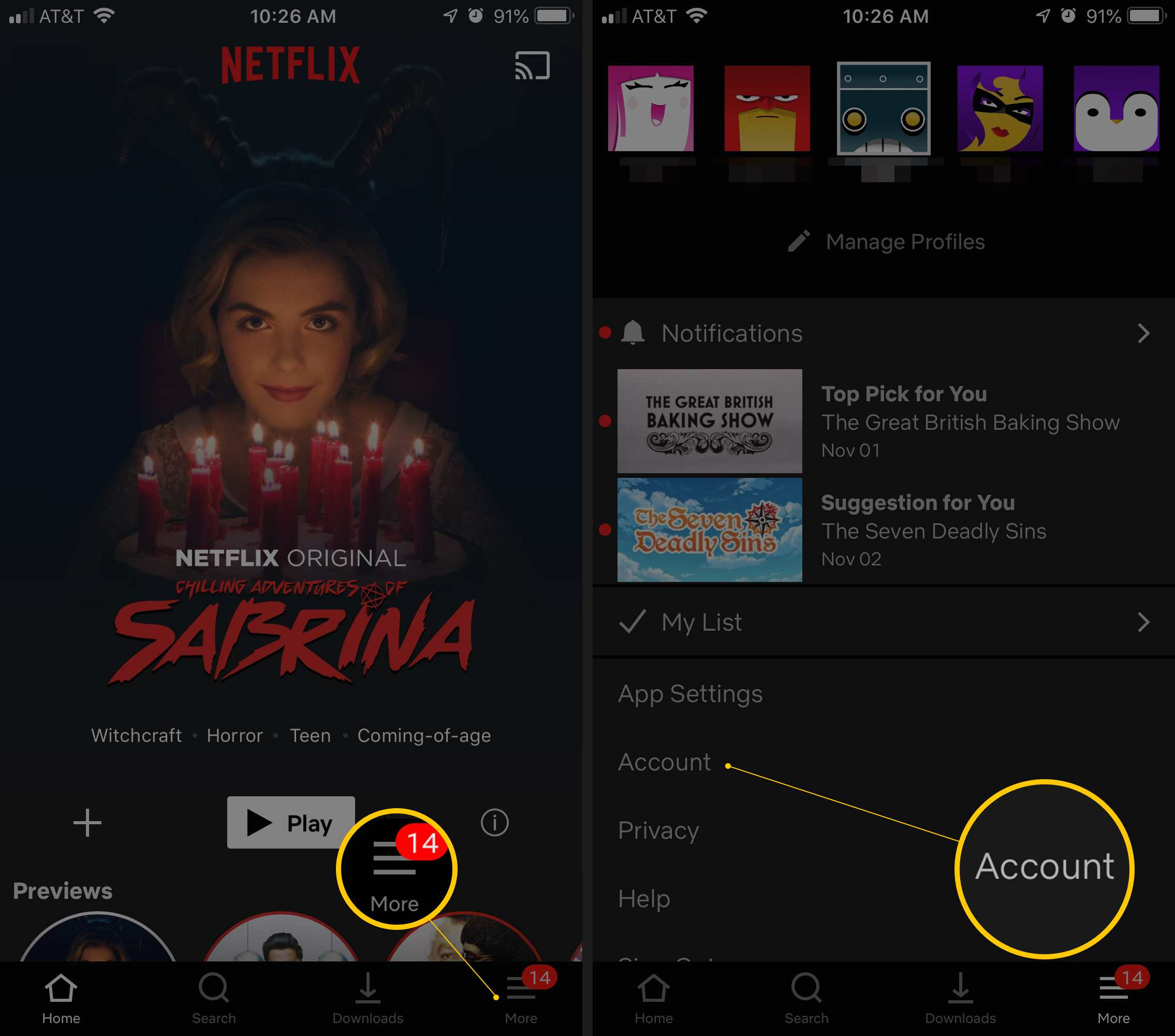 How to Delete 'Continue Watching' On Netflix