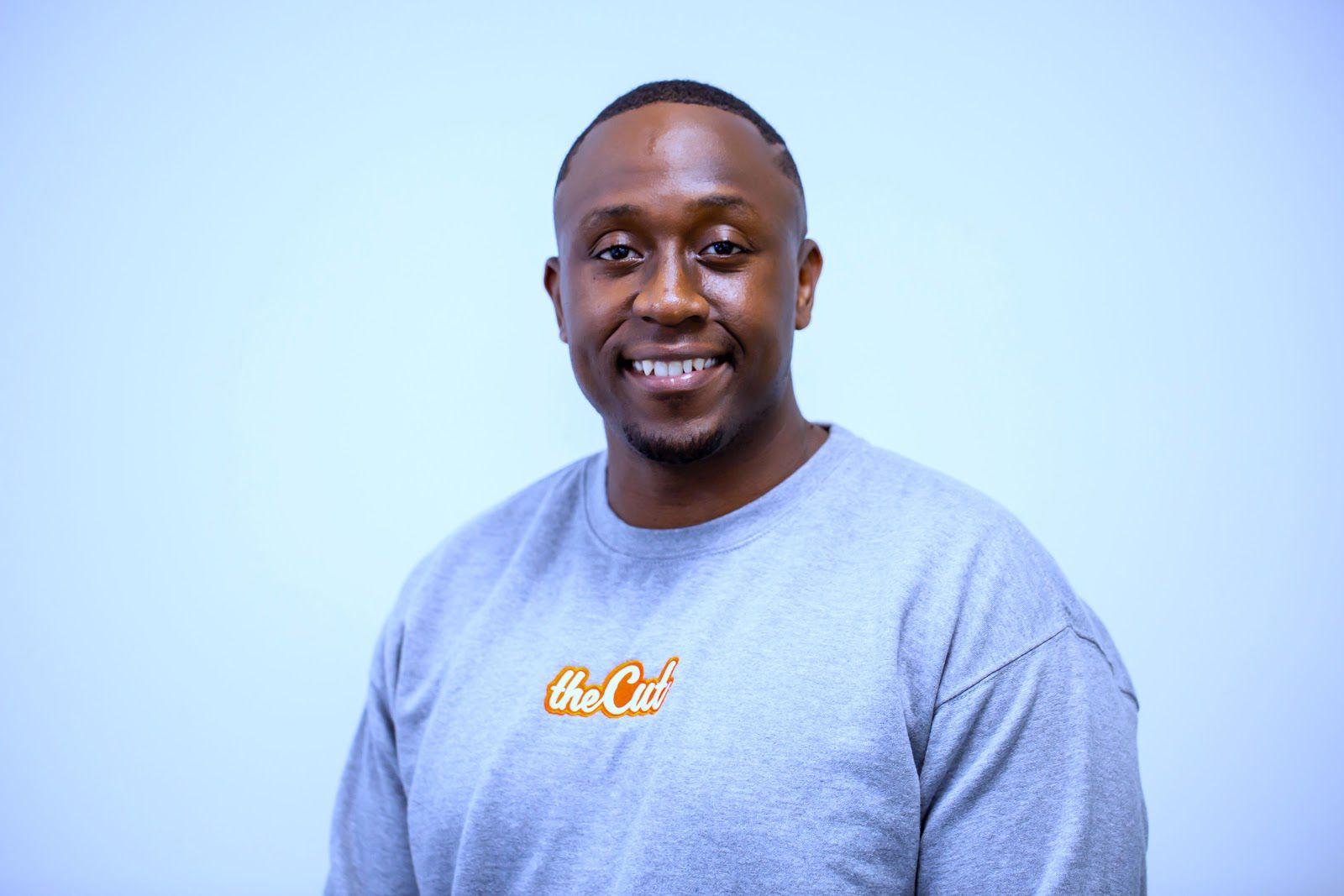 Obie Omile, Jr. headshot