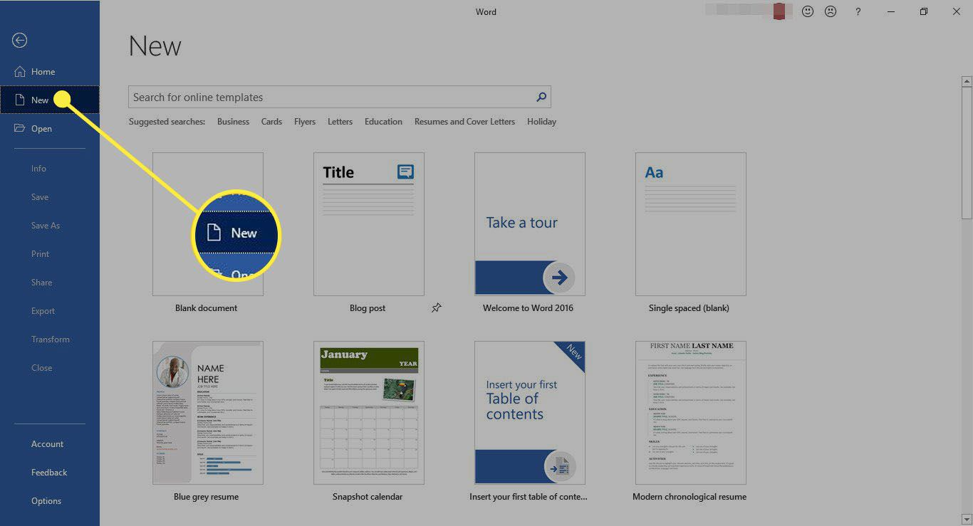How to Create and Use Microsoft Word Templates In What Is A Template In Word