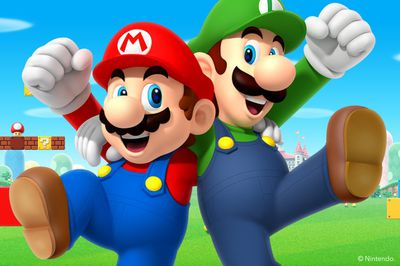 Download Mario Forever Galaxy Free Game