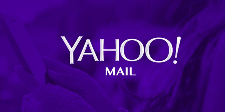 The Yahoo! Mail logo