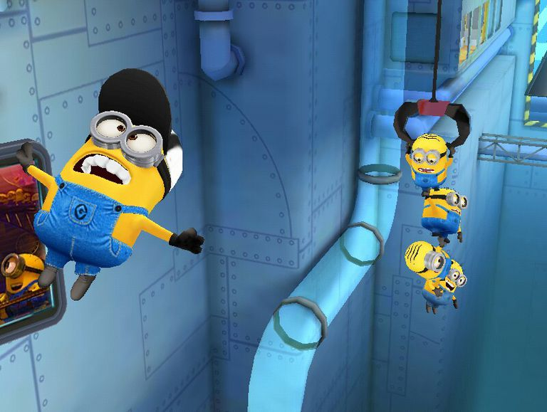 Despicable Me: Minion Rush Cheats and Walkthroughs