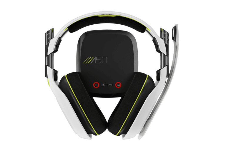 The Xbox One variant of the A50 gaming headset