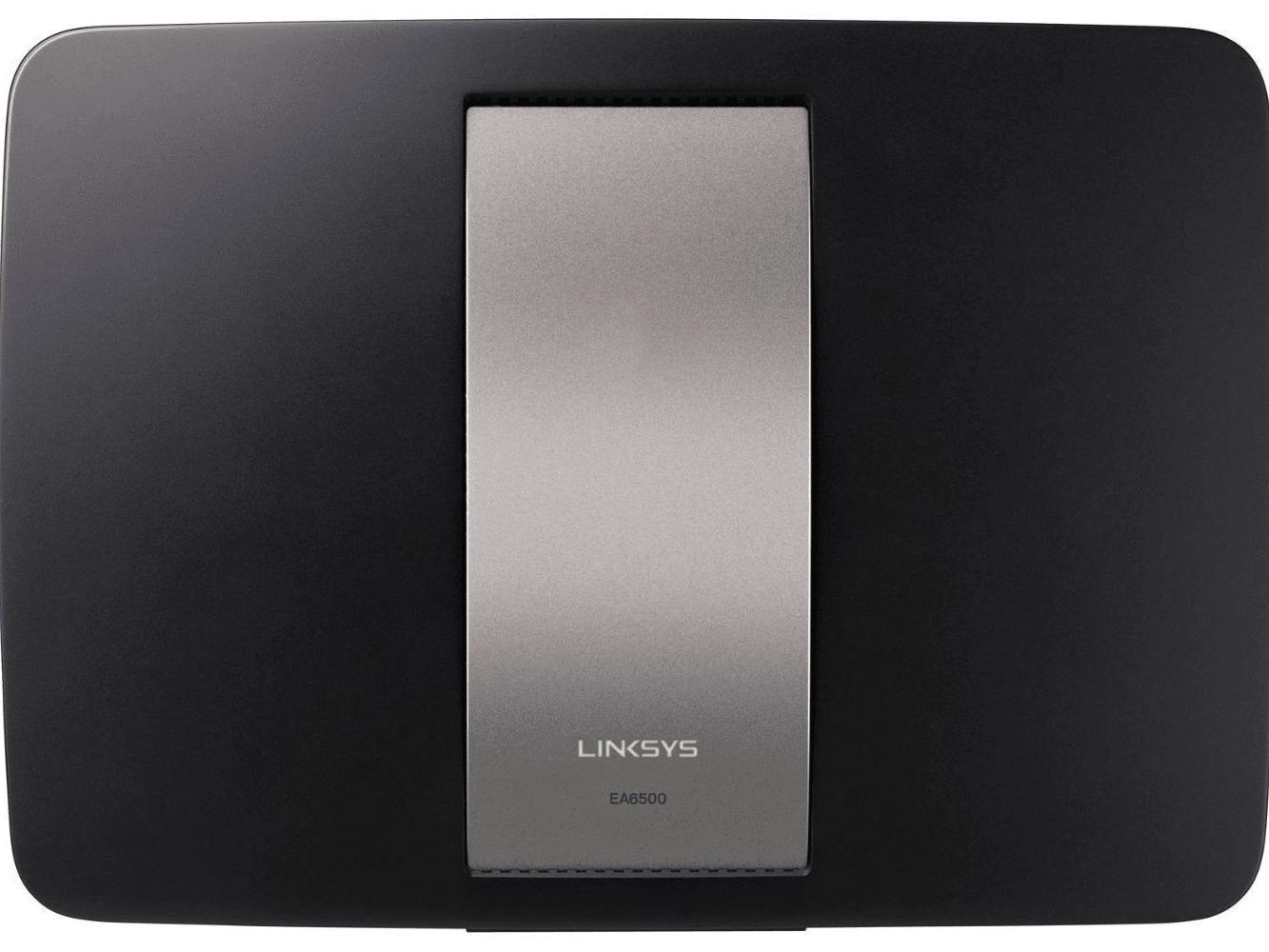 Linksys EA6500 Default Password
