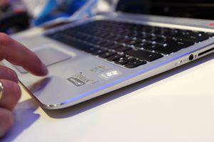 An HP Spectre XT laptop