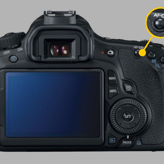What Is Back Button Focus in DSLR Photography?