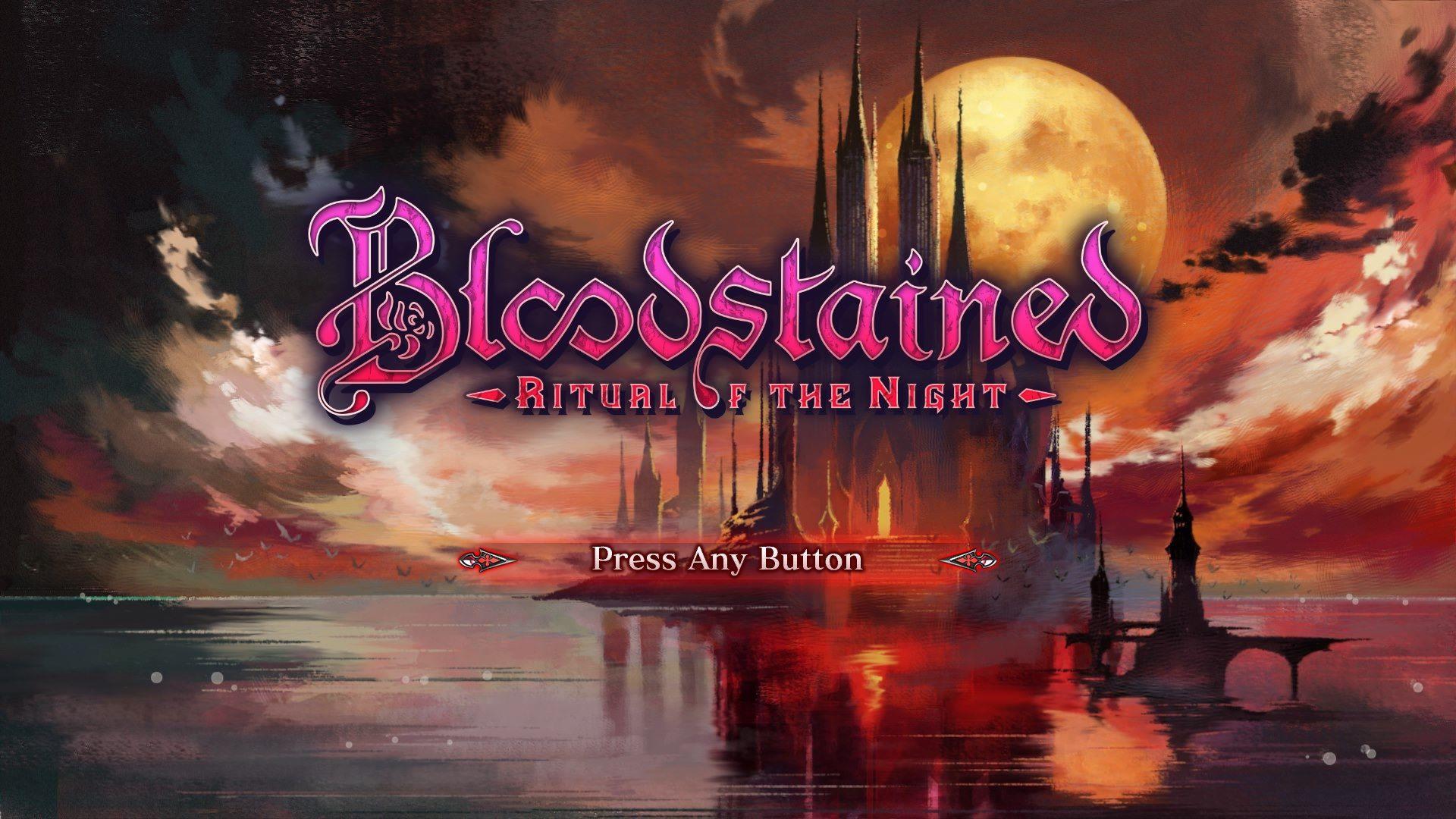 bloodstained iron maiden