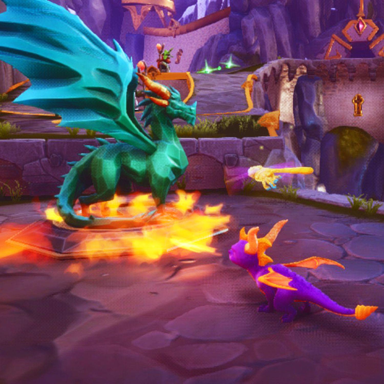 Spyro Reignited Trilogy Review Little Dragon Big Value