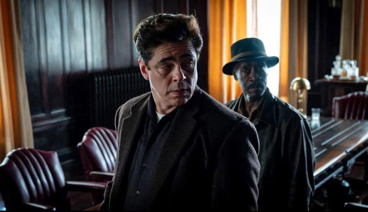 Benicio Del Toro and Don Cheadle 'No Sudden Move'