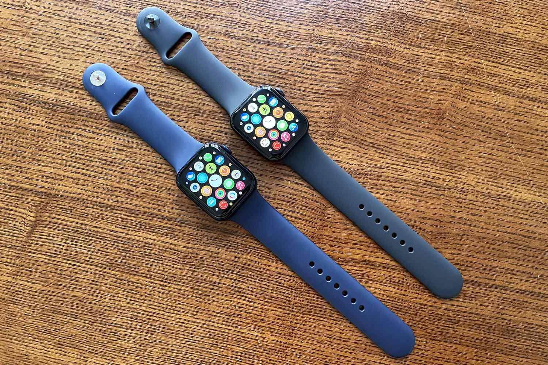 Apple Watch S6 vs. S5