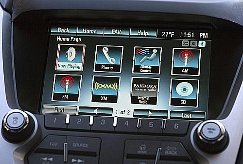 OEM Infotainment Systems: GPS Navigation and More