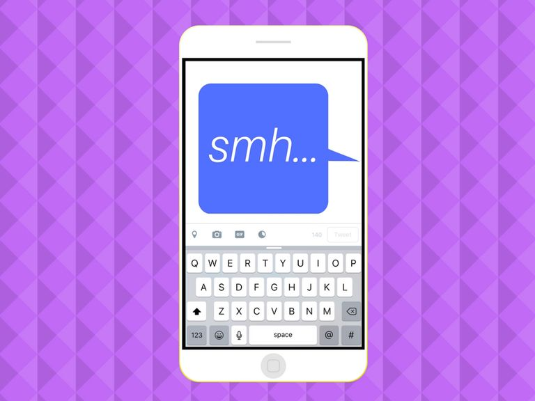 What Does Smh Mean And How To Use It In Texting