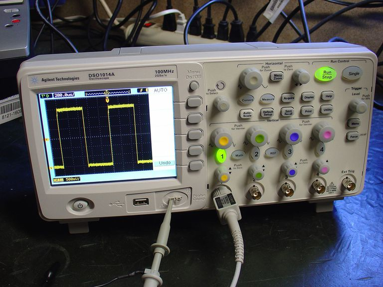 New Oscilloscope