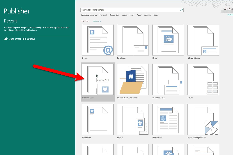 How To Use Microsoft Publisher The Basics