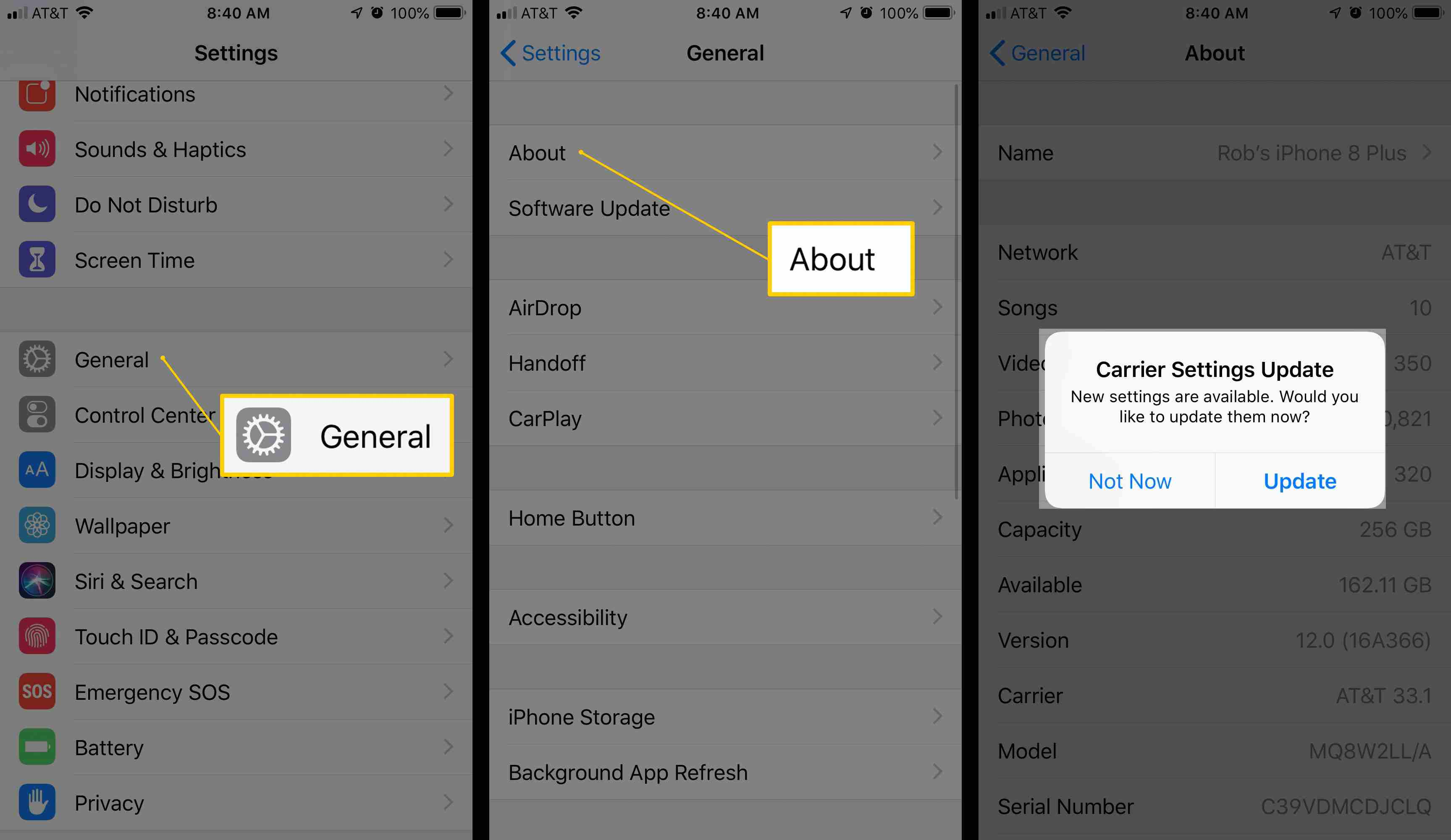 How to Fix Missing Personal Hotspot on iPhone