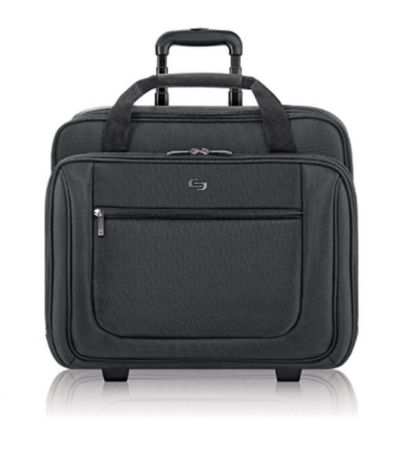 Solo Bryant 17.3 Inch Rolling Laptop Case