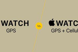 Apple Watch GPS vs Apple Watch GPS + Cellular