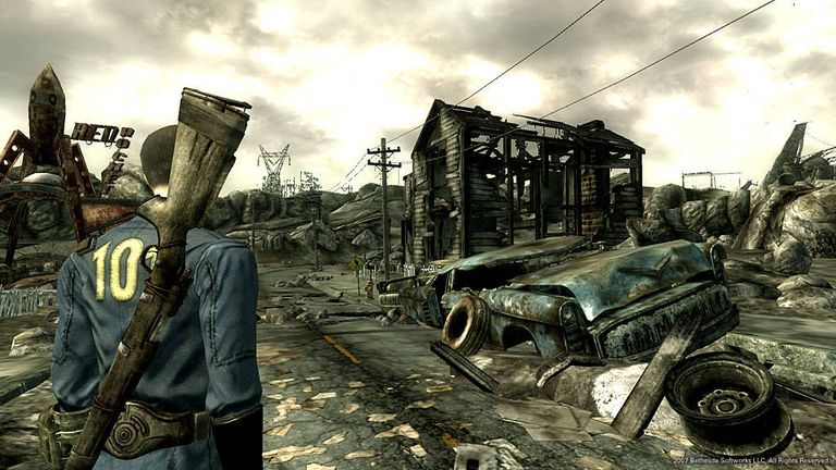 Fallout Series Of Post Apocalyptic PC Games