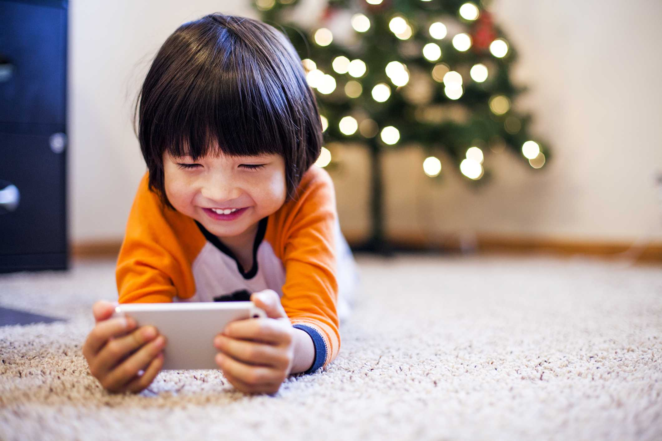 how to set up an ipod touch for child