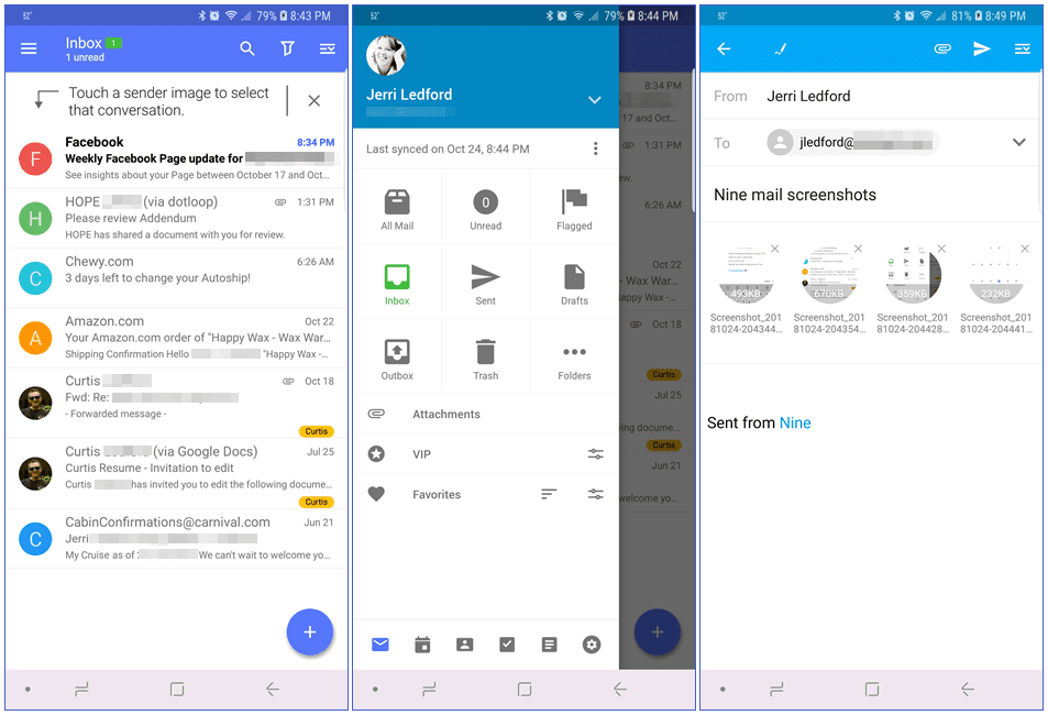 The 7 Best Email Apps for Android