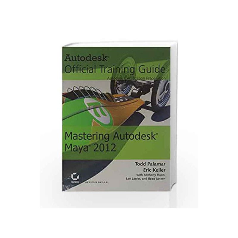 The cover image for Master Autodesk Maya
